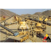 Stone Production Line / Stone Crushing Plant