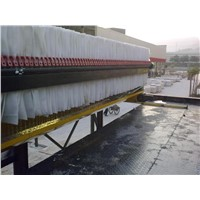 Stone Wastewater Filter Press