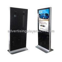 Supply 46 inch Floor Standing Digital Signage