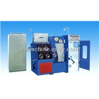 TH-24DT fine wire drawing machine with continous annealer