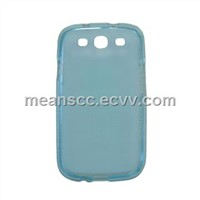 TPU case for i9300(baby blue)