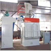 Tumble Belt Type Shot Blasting Machine Q328