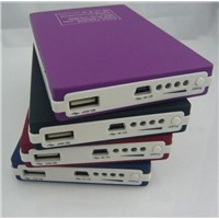 USB external battery power bank for digital products