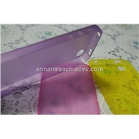 Ultra Thin 0.2mm Plastic Protective Casing for iPhone4
