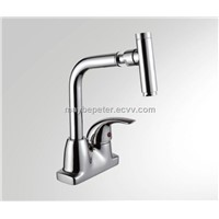 Universal rotation water mouth single handle kitchen faucet mixer(061830)