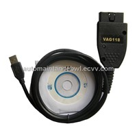 Vag com Vag11.8 VCDS11.8 VW/AUDI Diagnostic Cable