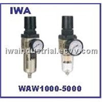 WAW series air filter regulator