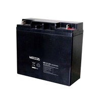 WE12120-12V12Ah Lead Acid Battery and 12V Rated Voltage, 12Ah Rated Capacity