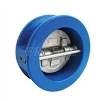 Wafer Type Swing Check Valve / Wafer Check Valve