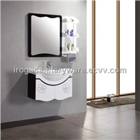 Wall Mounted Bath Cabinet (VS-5803)