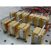Water Cooled Laser Diode Stacks