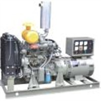Weichai easy maintainence water diesel generator