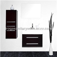 Wenge Modern Bathroom Furniture (IS-2006B)