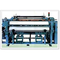 Wire mesh weaving processing machine with different types