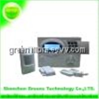 Wireless & Wire Alarm System (GAS2000M)