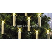 Wireless christmas decoration Remote Control LED Candle Light