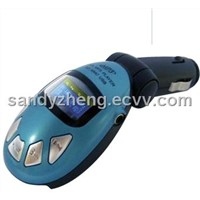 Wonderful Car MP3!LED display support USB flash drive SD/MMC card