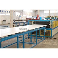 XPS Heated Board Production Line