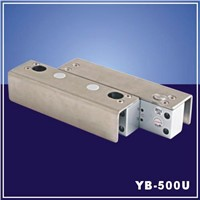 YB-500U  Electric Drop Bolt Lock for Fully Frameless Glass Door