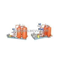 Double Cyclinder Boiler Steam Collector YGT-2