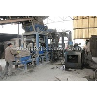 ZK6-15B Hydraulic Brick Machine/Brick Making Machine
