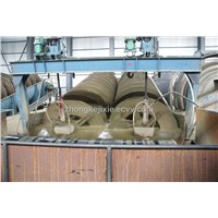 ZK Spiral Classifier/Separator with Low Consumption