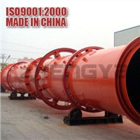 ZYMMC high quality rotary dryer with ISO certificate