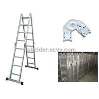 aluminium multifunctional ladder(AP-404)