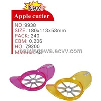 apple cutter, apple slicer, apple grater