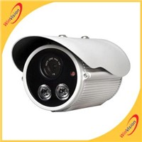 Array IR LED Lamp 2 Megapixel IP Camera / 35m Infrared Distance 2 Megapixel IP Camera