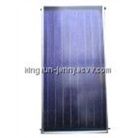 blue-film solar collector