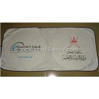 car sunshade ,tyvek sunshade