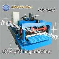 color steel profiling machine China