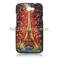 digital printing hard cover for  HTC G23 One X  S720e