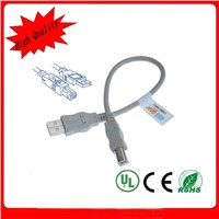 high speed usb2.0 cable usb printer cable,computer usb cable A male to B male