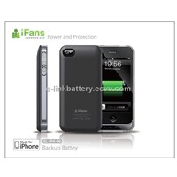 iPhone Rechargeable Battery Case with 2 frames