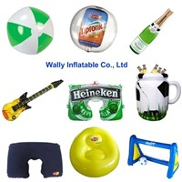 inflatable promotional gift, inflatable promotional items, small inflatable toys for promotion