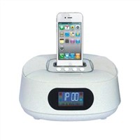 iphone docking USB power digital speaker