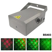 mini professional laser stage light  party light disco light led stage light 403