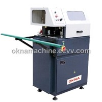 nc corner cleaning machine for pvc window -door machine