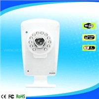 p2p wireless ip camera with IR-cut