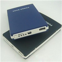 portable battery charger for mobile devices
