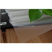 pvb film for auto glass