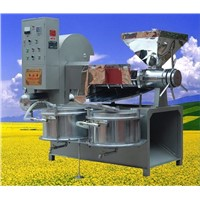 rape seed oil refining equipments
