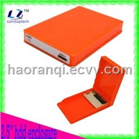 sata hard drive enclosure 2.5 inch hdd external case