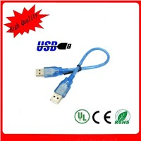 standard usb 2.0 cable male to male