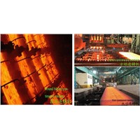 steel-making and continuous casting system