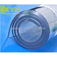 super clear pvc soft film roll