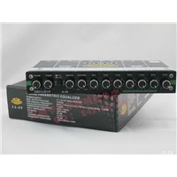super iascar IA-09  7 Band parawetric equalizer