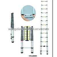 telescopic aluminum ladder